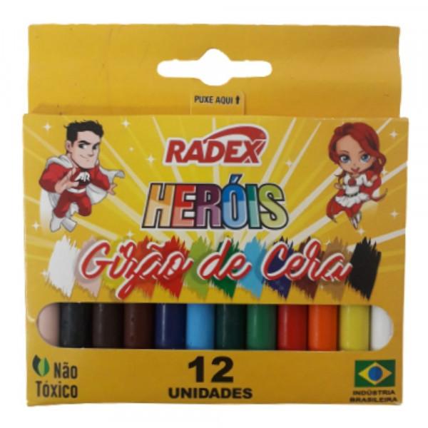GIZAO DE CERA C/12 RADEX