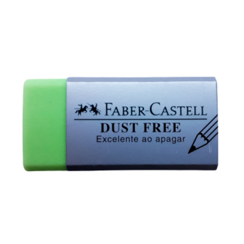 BORRACHA DUST FREE COLORS - FABER CASTELL