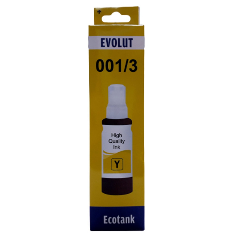 TINTA EPSON COLOR YELLOW 100ML