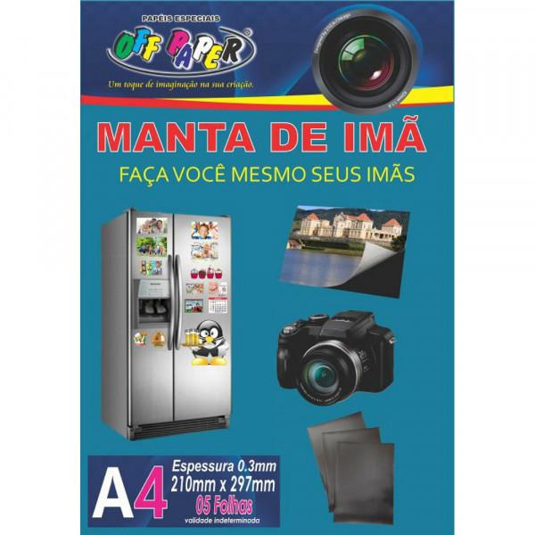 MANTA DE IMA A4 5FLS