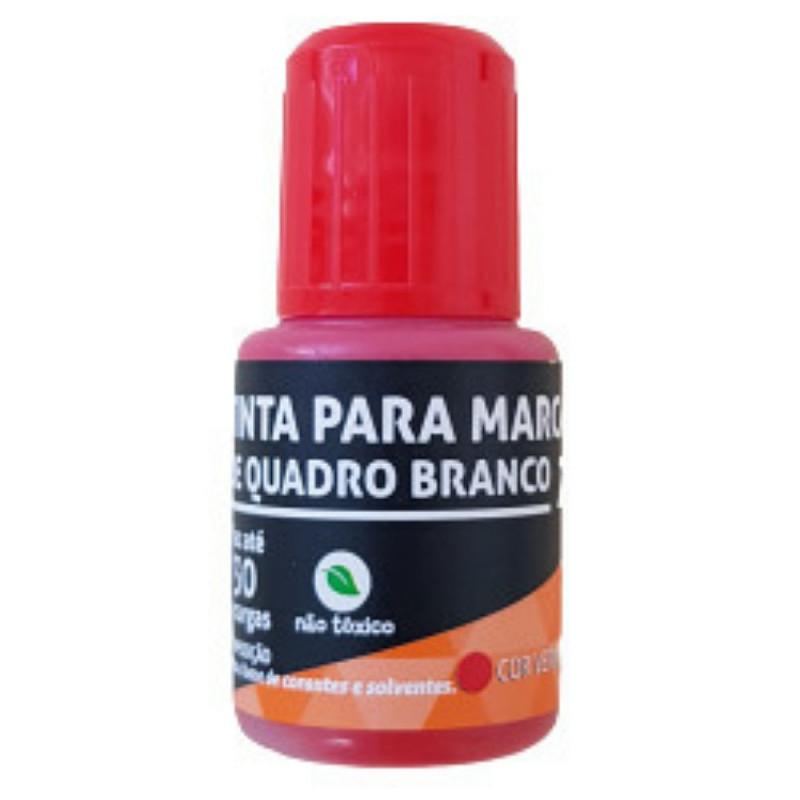 TINTA P/ MARCADOR DE QB 20ML VERM