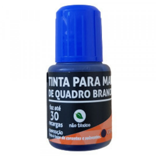 TINTA P/ MARCADOR DE Q. BRANCO 20ML AZ