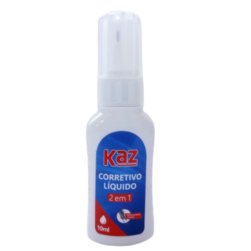 CORRETIVO LÍQUIDO 10ML -  2 em 1 - KZ197