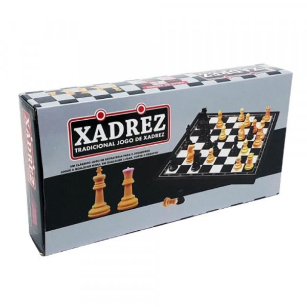 XADREZ MAGNETICO 32PCS