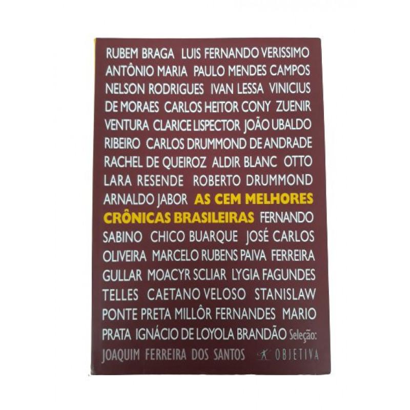 AS CEM MELHORES CRONICAS BRASILEIRAS