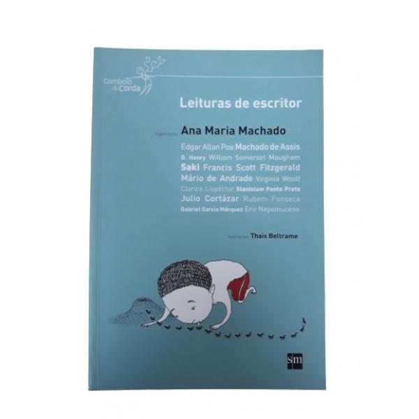 LEITURAS DE ESCRITOR ORGA ANA MARIA MACHADO