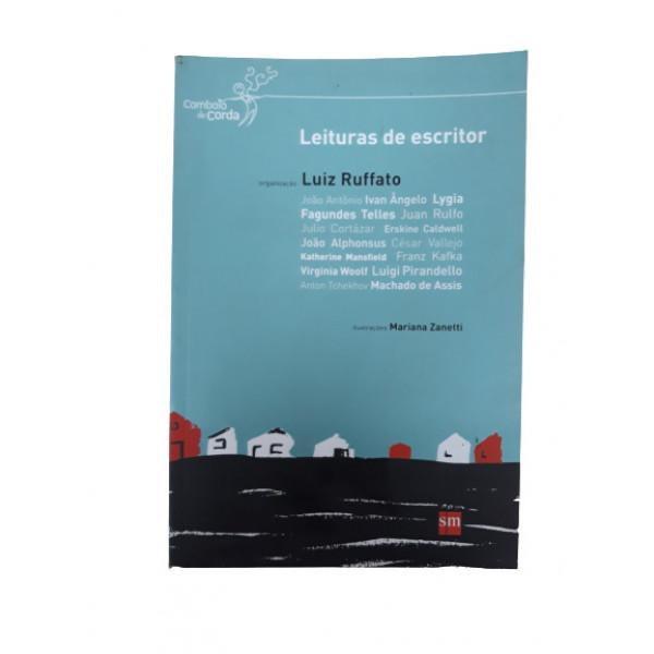 LEITURAS DE ESCRITOR ORGA LUIZ RUFFATO