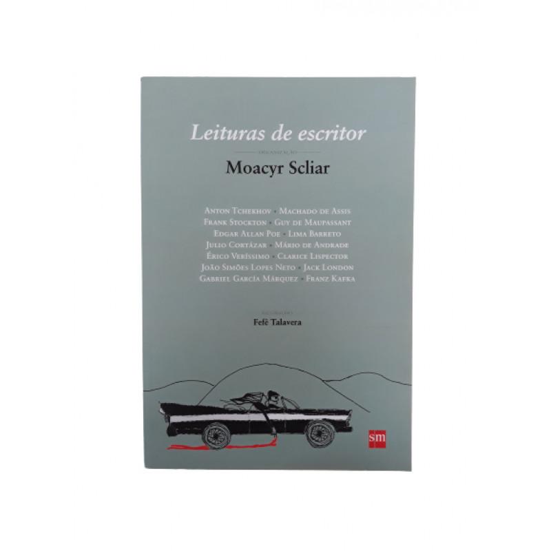 LEITURAS DE ESCRITOR ORGA MOACYR SCILAR