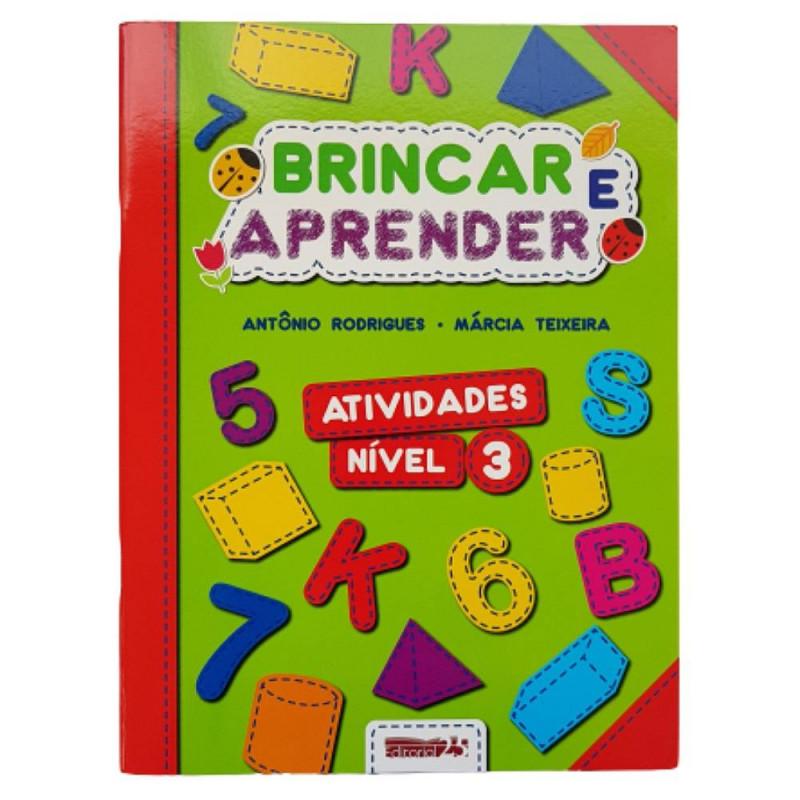 BRINCAR E APRENDER ATIVIDADES NIVEL 3