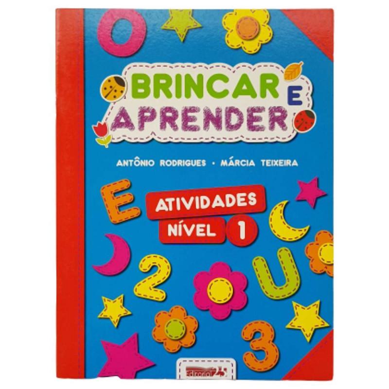 BRINCAR E APRENDER ATIVIDADES NIVEL 1