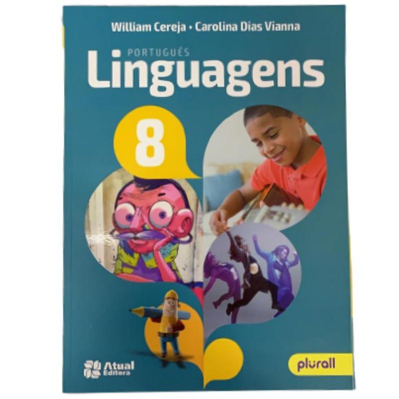 PORTUGUES LINGUAGENS 8º ANO