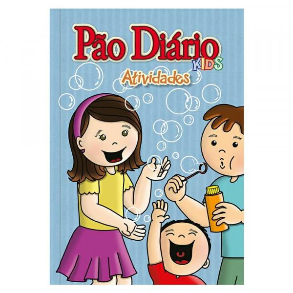 PÃO DIÁRIO KIDS - ATIVIDADES