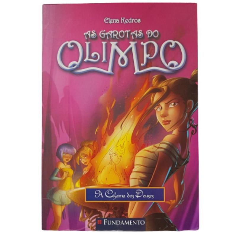 AS GAROTAS DO OLIMPO 04 - A CHAMA DOS DEUSES