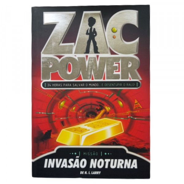 ZAC POWER 05 - INVASÃO NOTURNA