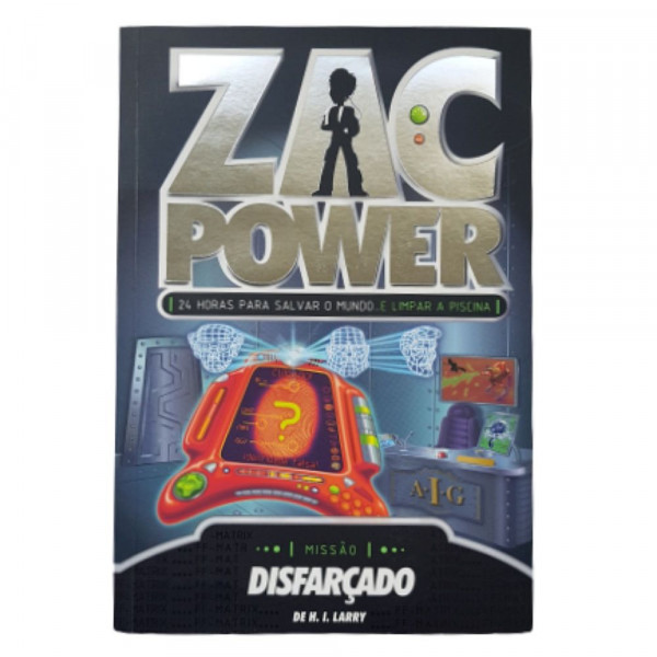 ZAC POWER 12 - DISFARÇADO