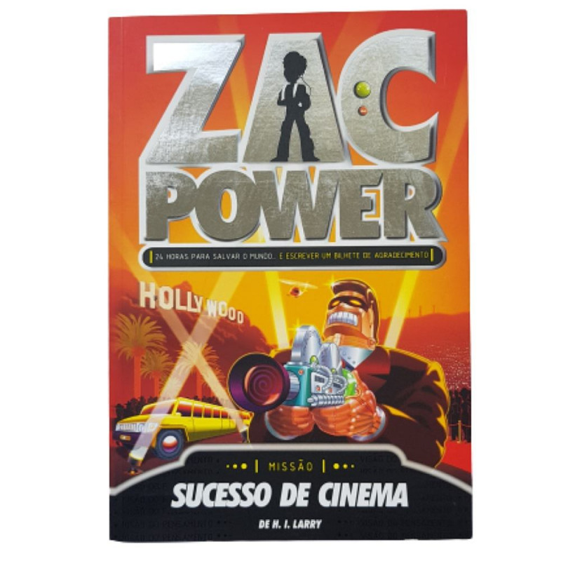 ZAC POWER 09 - SUCESSO DE CINEMA