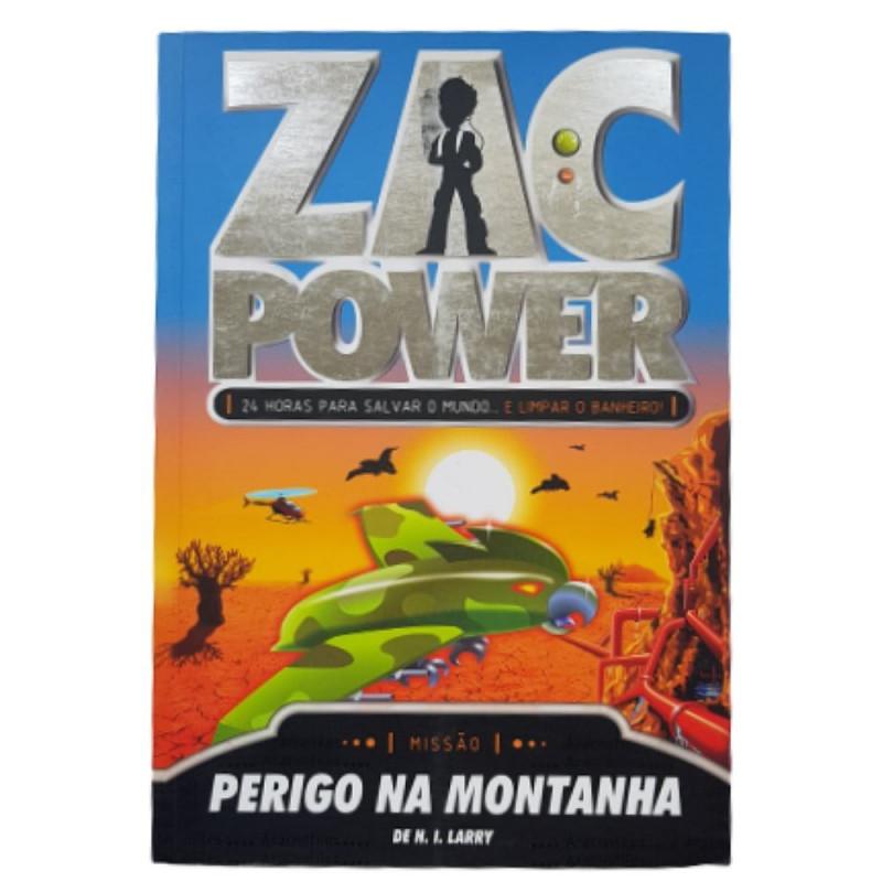 ZAC POWER 08 - PERIGO NA MONTANHA