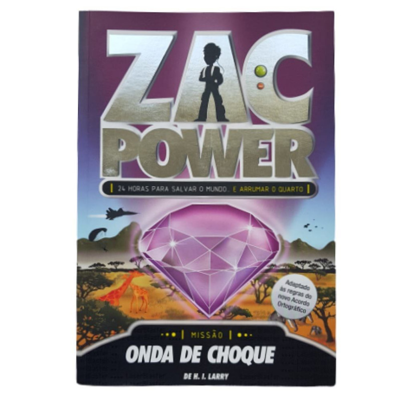 ZAC POWER 10 - ONDA DE CHOQUE