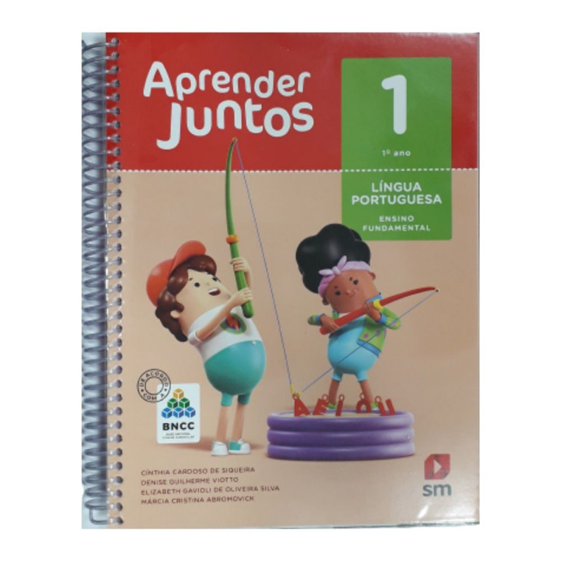 PORTUGUES APRENDER JUNTOS 1 ANO BNCC ED 2018