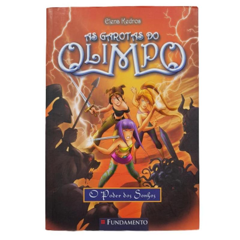 AS GAROTAS DO OLIMPO 02 - O PODER DOS SONHOS