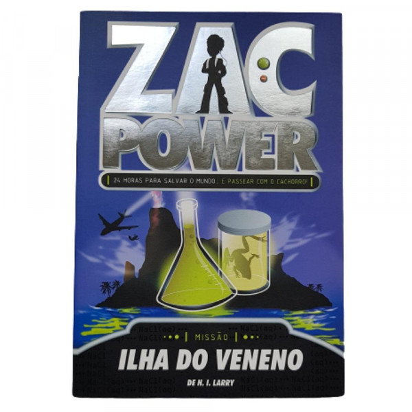 ZAC POWER 01 - ILHA DO VENENO
