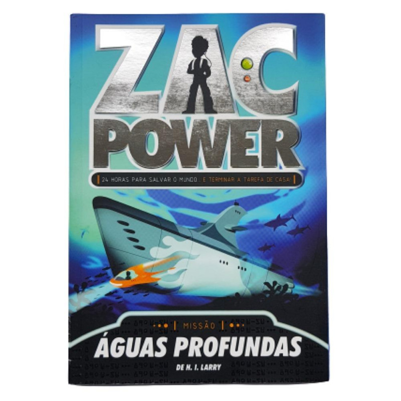ZAC POWER 02 - ÁGUAS PROFUNDAS