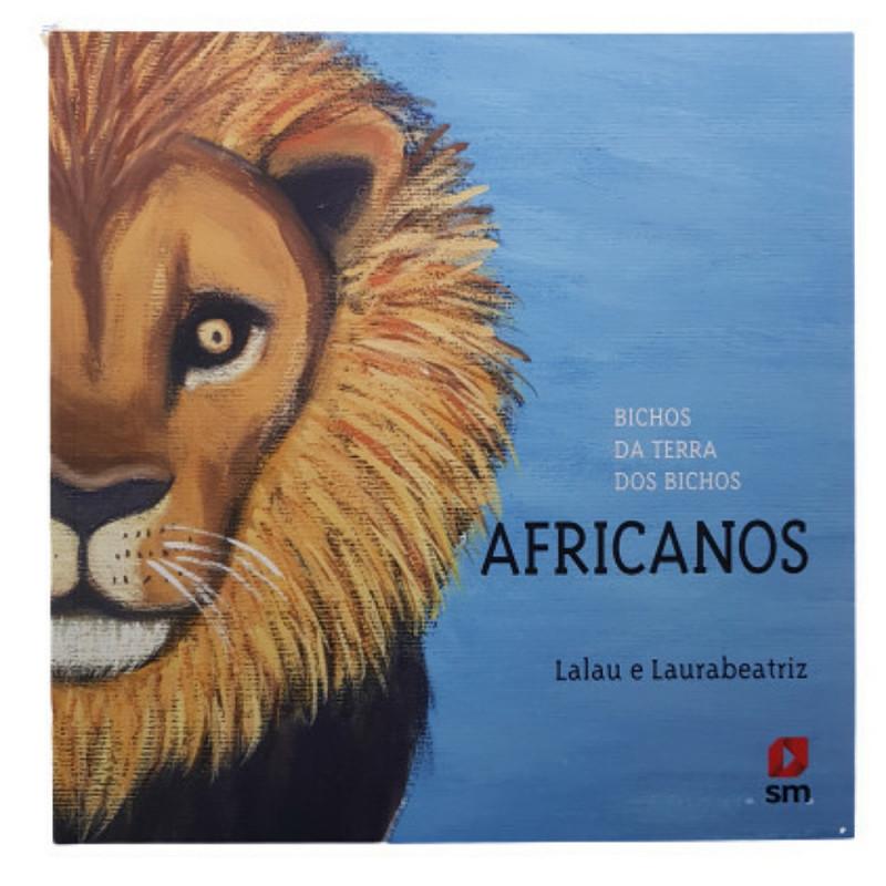 BICHOS DA TERRA DOS BICHOS AFRICANOS