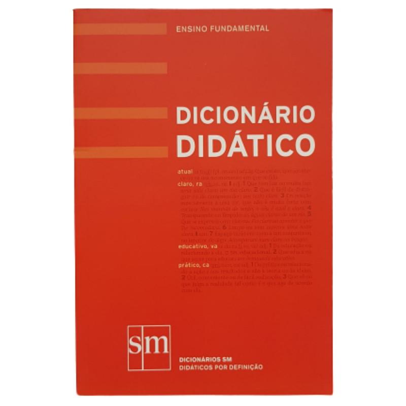 DICIONÁRIO DIDÁTICO DE PORT. ENS. FUNDAMENTAL II