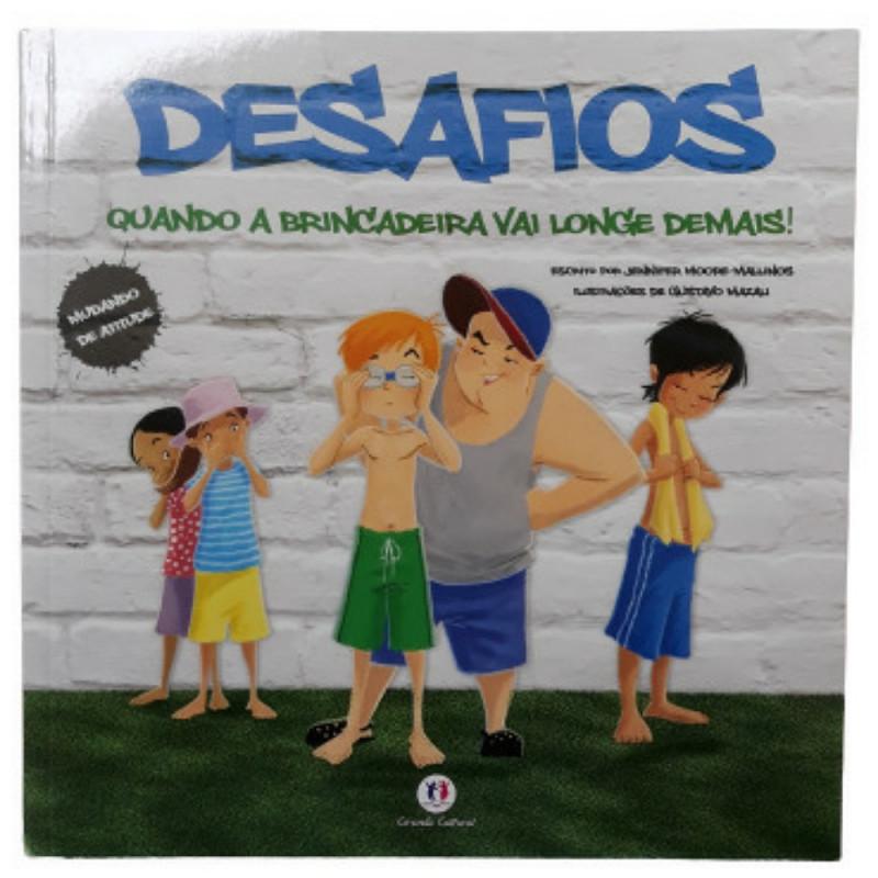MUDANDO DE ATITUDES DESAFIOS