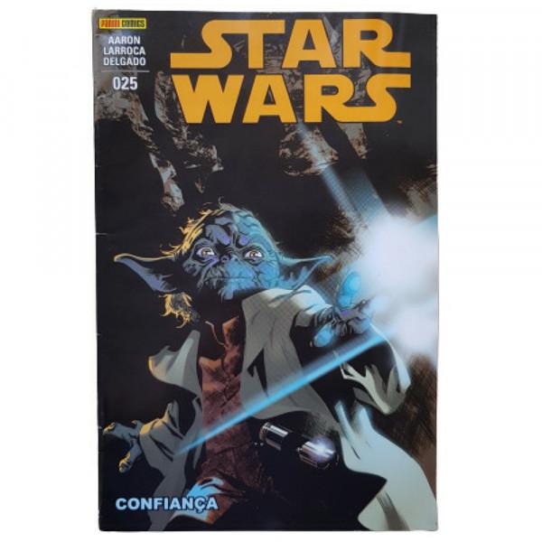 HQ STAR WARS - CONFIANÇA 025  / CONFRONTO LETAL 018