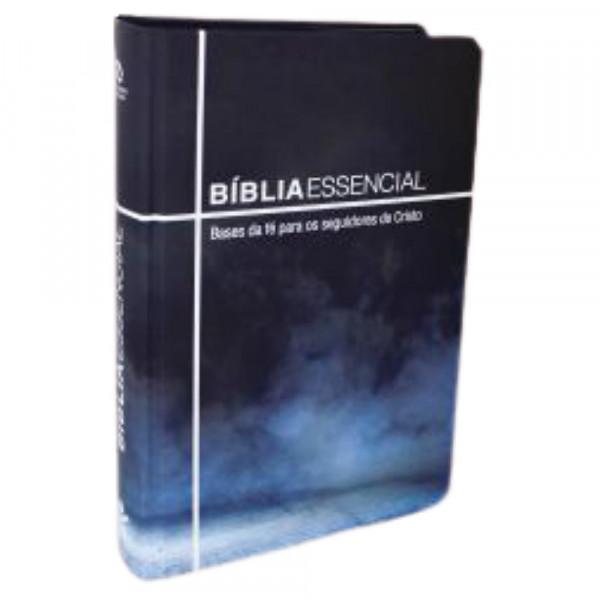 BÍBLIA ESSENCIAL CAPA DURA ILUS PRETA