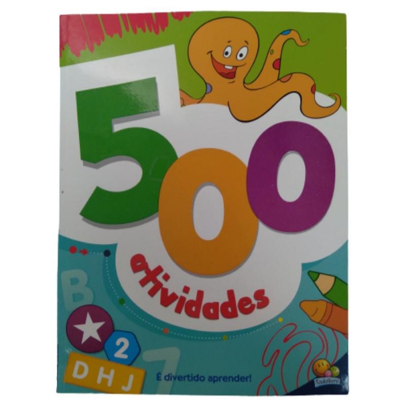 500 ATIVIDADES (VERDE)