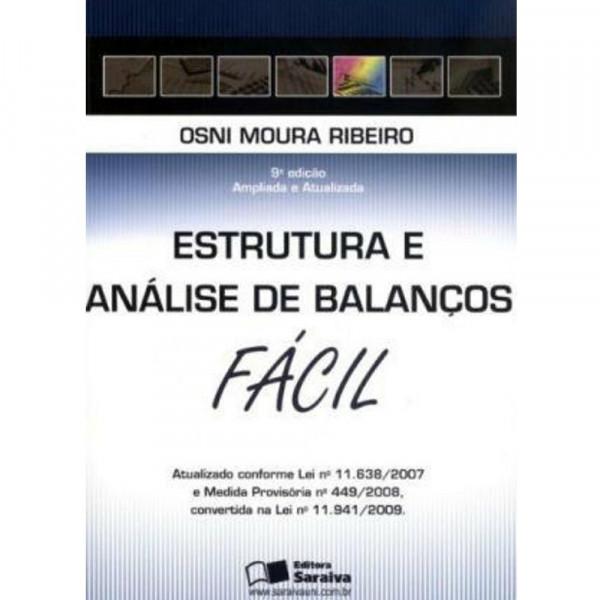 ESTRUTURA E ANALISE DE BALANCOS FACIL