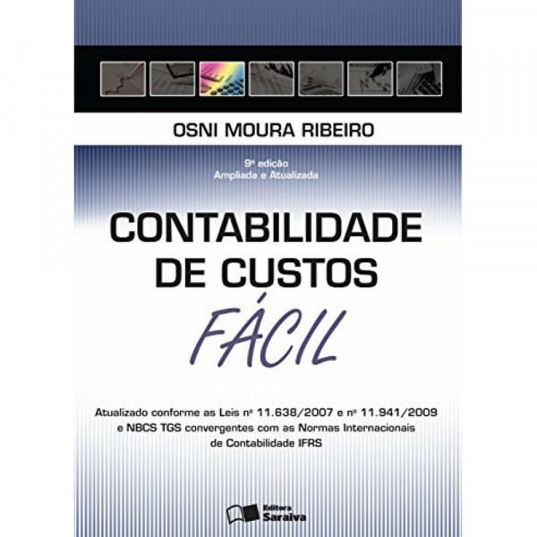 CONTABILIDADE DE CUSTOS FACIL