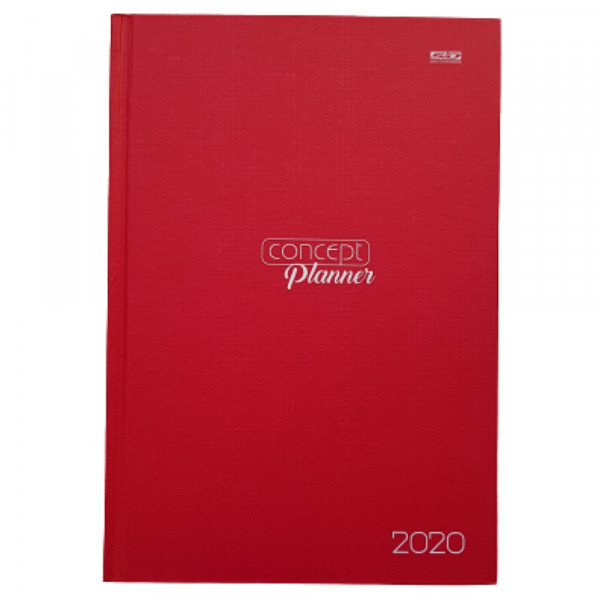 PLANNER CONCEPT PINK 2020
