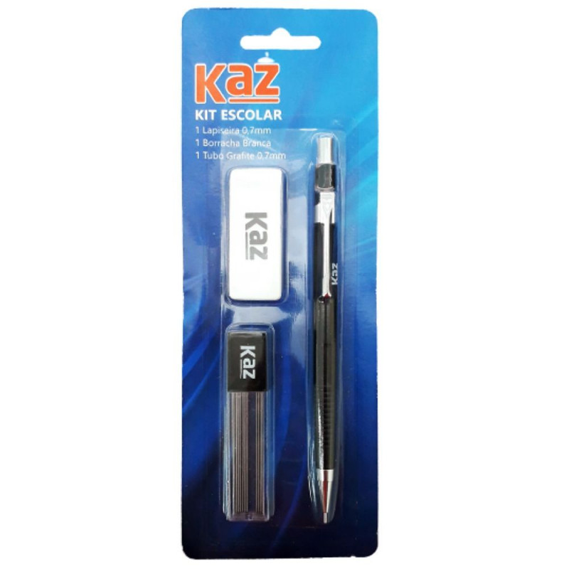 KIT ESCOLAR KAZ 3PCS KZ1903