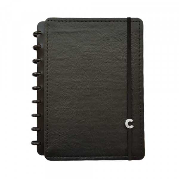 CADERNO INTELIGENTE GRANDE BLACK ECOLOGICO CIGD4004
