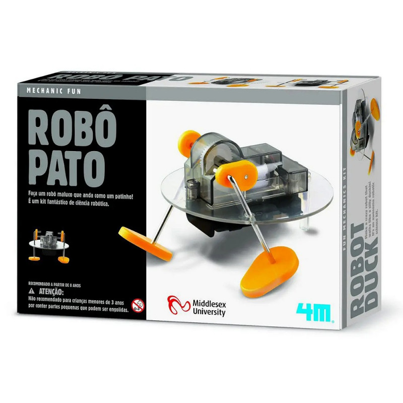 ROBÔ PATO 4M