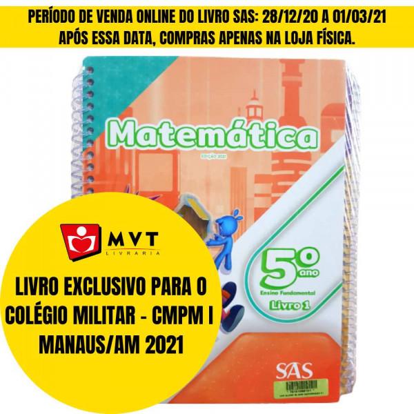 COLEÇÃO SAS 5 ANO CMPM I