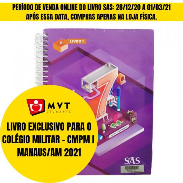 COLEÇÃO SAS 7 ANO CMPM I