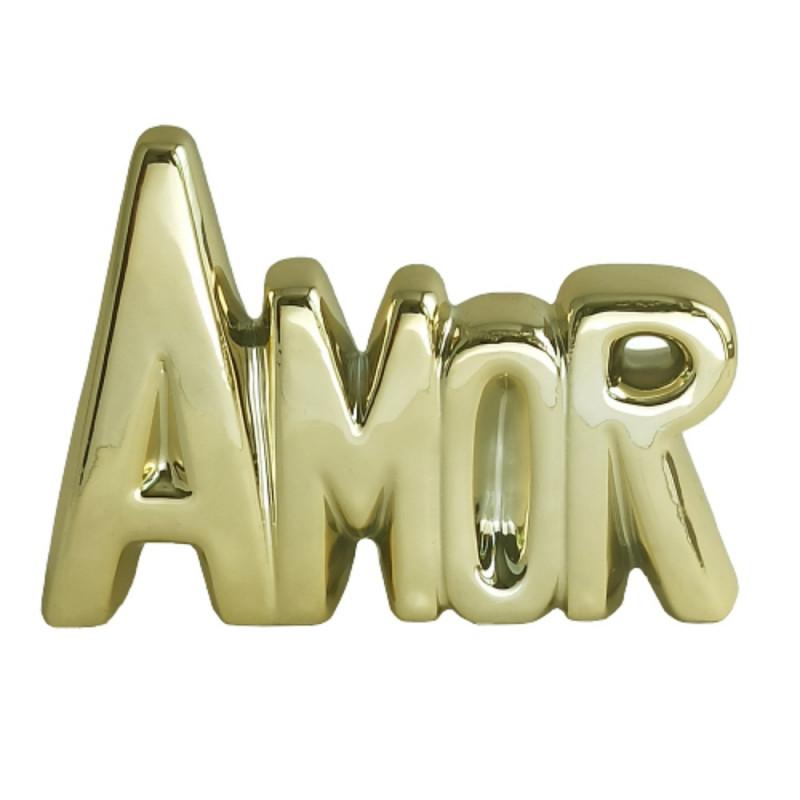 ARTIGO DECORATIVO DE CERAMICA AMOR REF:FR202502