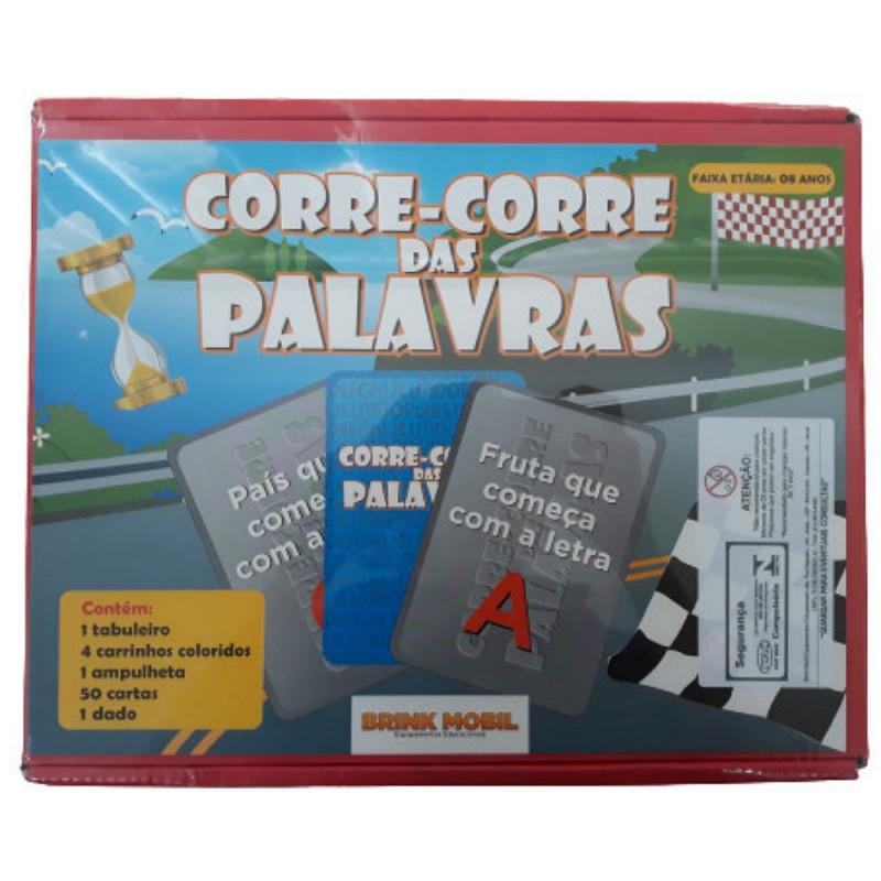 CORRE CORRE DAS PALAVRAS