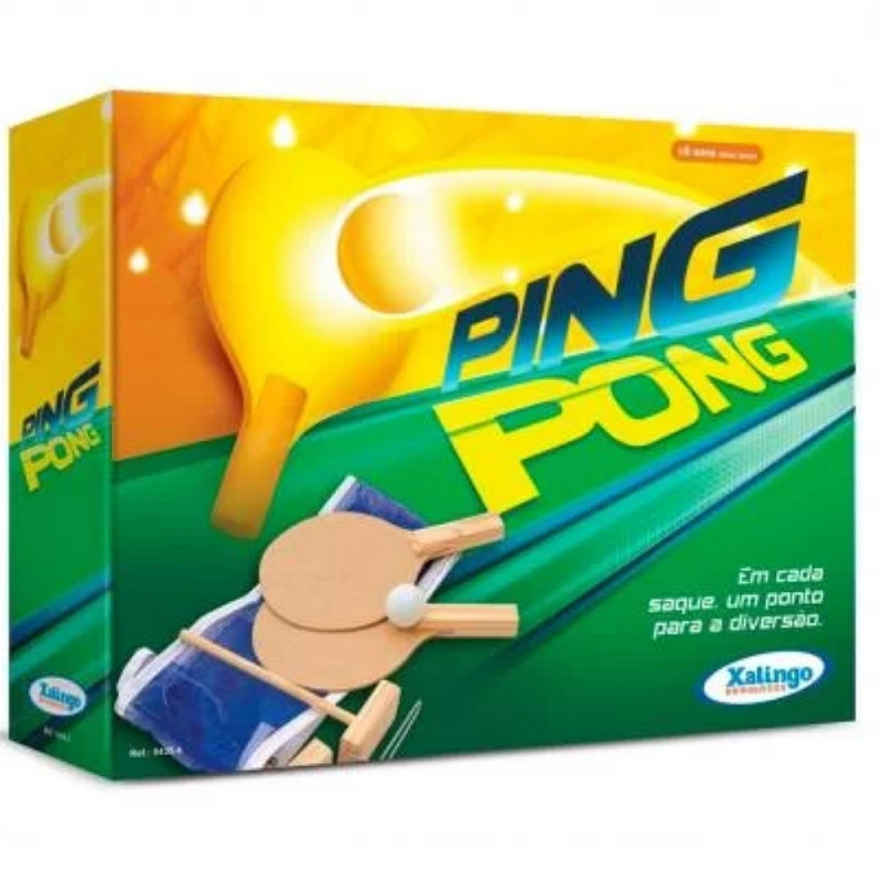 CONJUNTO PING PONG SIMPLES